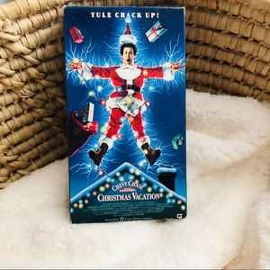CHEVY CHASE CHRISTMAS VACATION VHS
